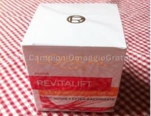 crema-LOréal-Revitalift-ricevuta-gratis