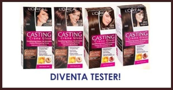 Prova-gratis-LOréal-Casting-Crème-Gloss