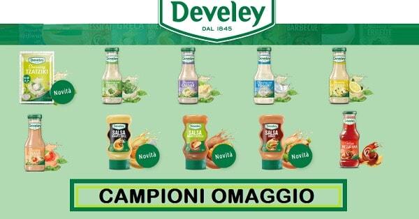 Ricevi-gratis-campione-omaggio-Develey