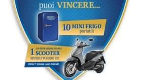 Bavaria-vinci-Mini-Frigoriferi-portatili-o-Scooter-Beverly-Piaggio-125