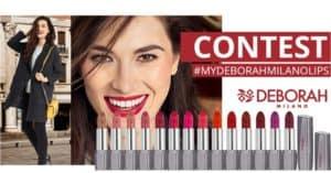 concorso My Deborah Milano Lips