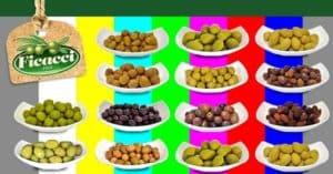 Vinci gratis cofanetti di Olive Ficacci