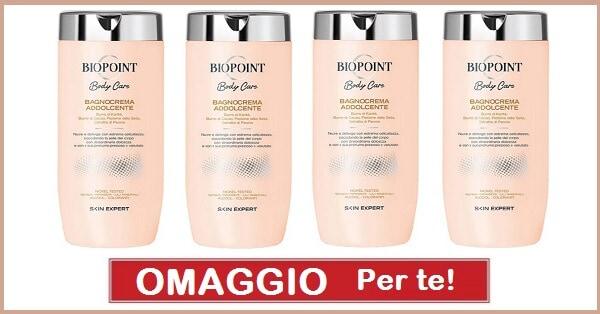 Bagnocrema-addolcente-Biopoint-in-regalo