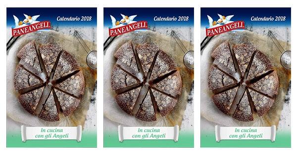 Calendario Paneangeli 2018