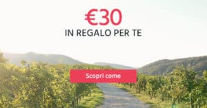 Coupon 30 euro wineowine