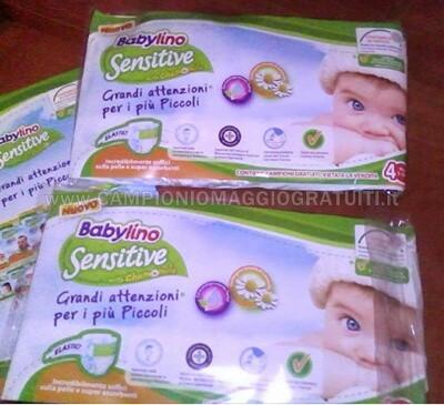 pannolini-Babylin-Sensitive-ricevuti-gratis