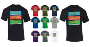 Vinci-una-delle-50-t-shirts-Never-Settle-di-Rizla