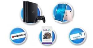 Vinci-gratis-Wuaki-Sofidelshop-Infinity-PlayStation-o-Huawei