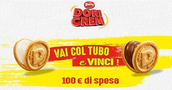 Vinci-un-buono-spesa-Doricrem-Doria-da-100€