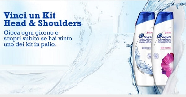 vinci-subito-uno-dei-kit-con-2-shampoo-Head-&-Shoulders