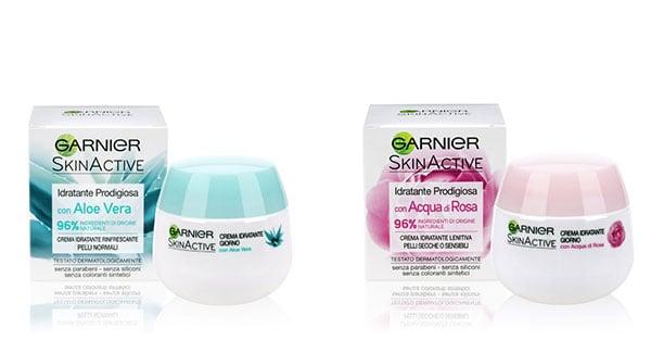 Tester Garnier SkinActive Idratante Prodigiosa