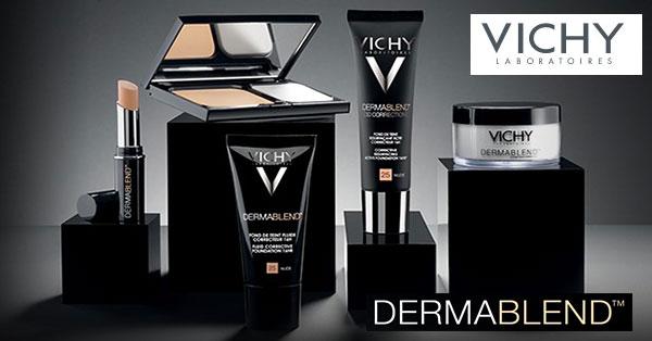 Prodotti tester Vichy Dermablend