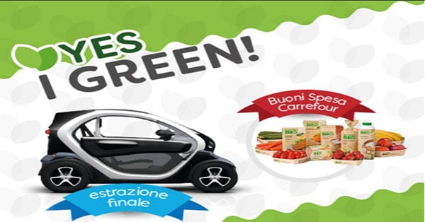 Concorso Henkel Yes I Green