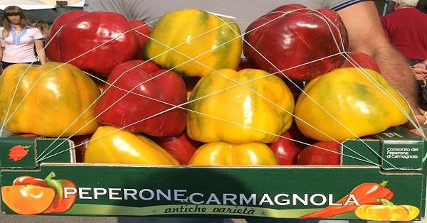 Concorso Re Peperone Con La Stampa 2017