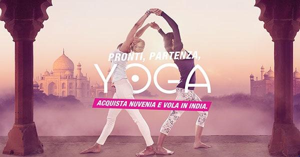 Concorso Pronti Partenza Yoga