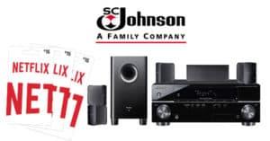 Concorso SC Johnson Relax in Famiglia