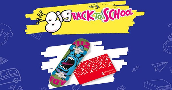 Concorso Big Back to School