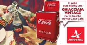 Concorso Coca Cola Vinci Una Ghiacciaia Da Autogrill