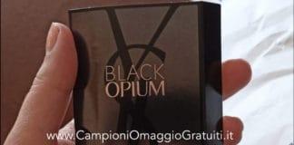 campioncino black opium eau de perfume extreme