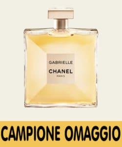 Campione omaggio Chanel Gabrielle