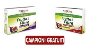 Campione omaggio Ortis Frutta & Fibre