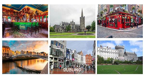 Vinci Dublino