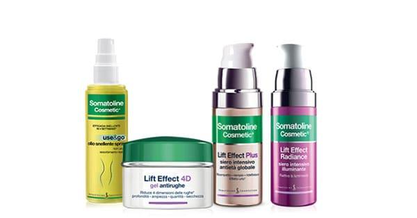Somatoline Cosmetic Snellenti e Anti Age