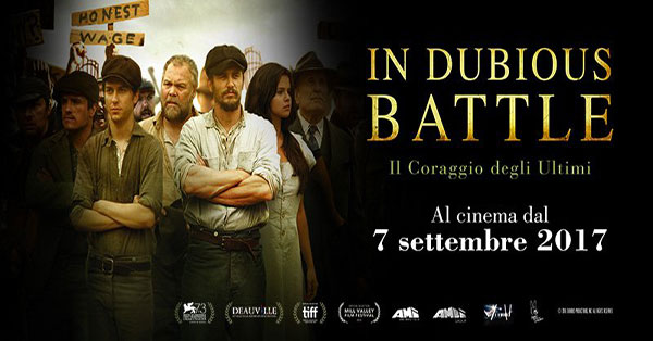 Biglietti Cinema In Dubious Battle