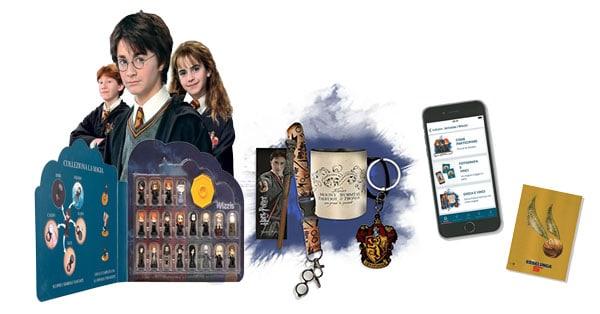 Concorso Esselunga Collezione Harry Potter
