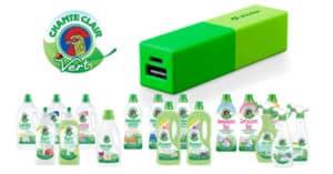 Concorso Il pulito Vert di Chanteclair ti premia