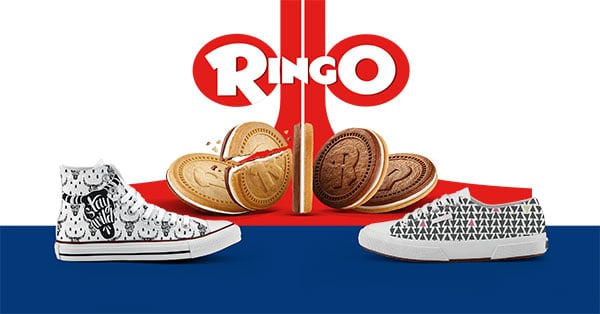 Concorso Ringo ti regala le scarpe