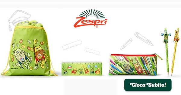 Concorso Zespri Back to School 2017