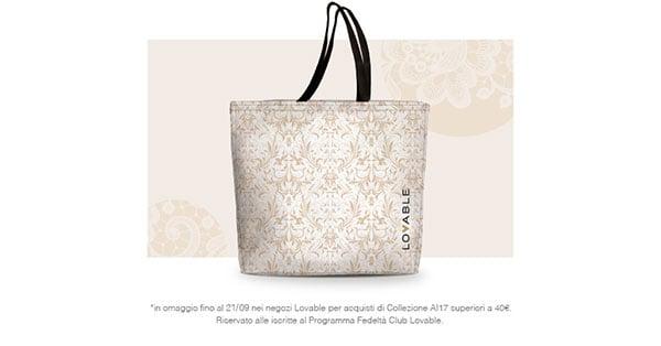 Lovable Shopping Bag
