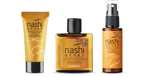 kit Nashi Argan Sun Set