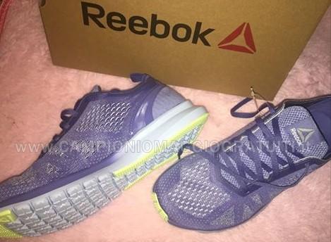 scarpe-Reebok-Print-Smooth-da-testare