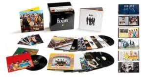 la discografia in vinile completa dei Beatles