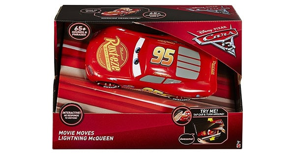 Mattel Saetta McQueen Cars 3