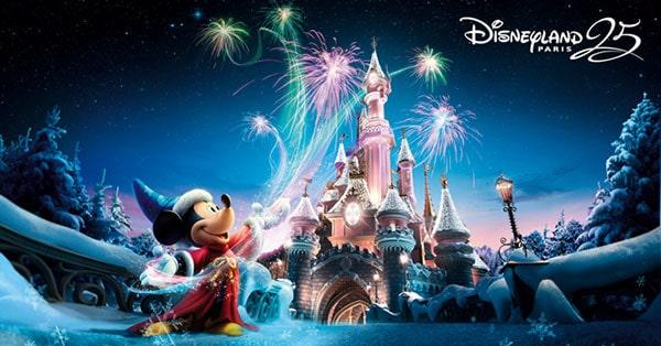 Vinci kit 25 anniversario Disneyland