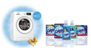 Concorso Calgon Lavatrice pulita, bucato pulito