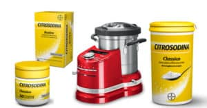 Concorso Con Citrosodina vinci il Cook Processor KitchenAid