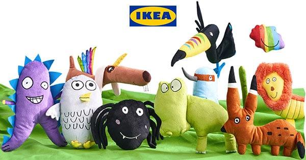 Ikea vinci gratis peluches e carta regalo da 100 - Disegna il tuo bagno ...