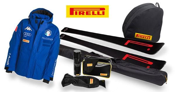 concorso Per il tuo inverno scegli Pirelli