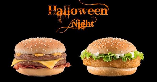 McDonal's Halloween