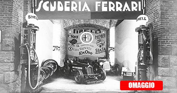 Omaggio Ferrari