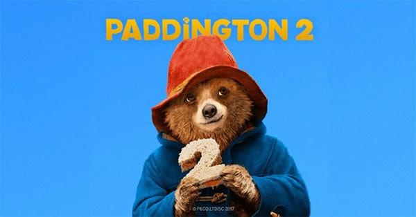 biglietti cinema per il film Paddington 2