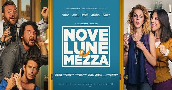 biglietti per il film Nove lune e mezza