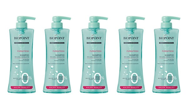 Shampoo Biopoint Pure Fresh