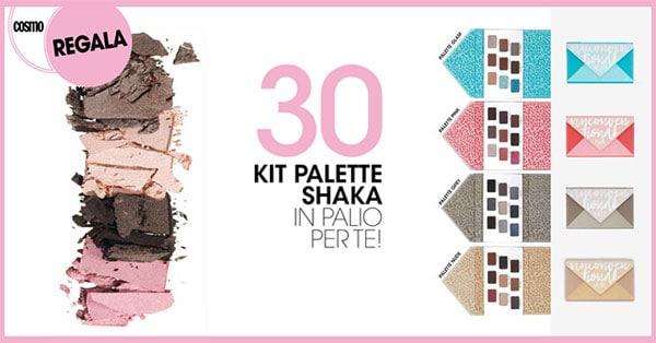kit di palette Shaka