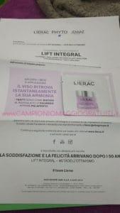 Crema Lierac Lift Integral