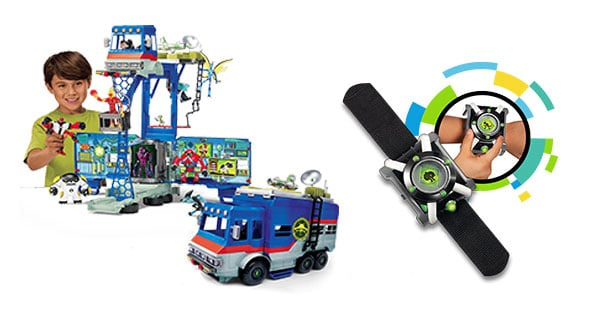 Concorso Cartoon Network Ben 10